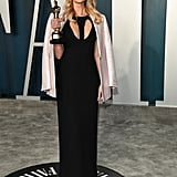 Laura Dern at the Vanity Fair Oscars Afterparty 2020