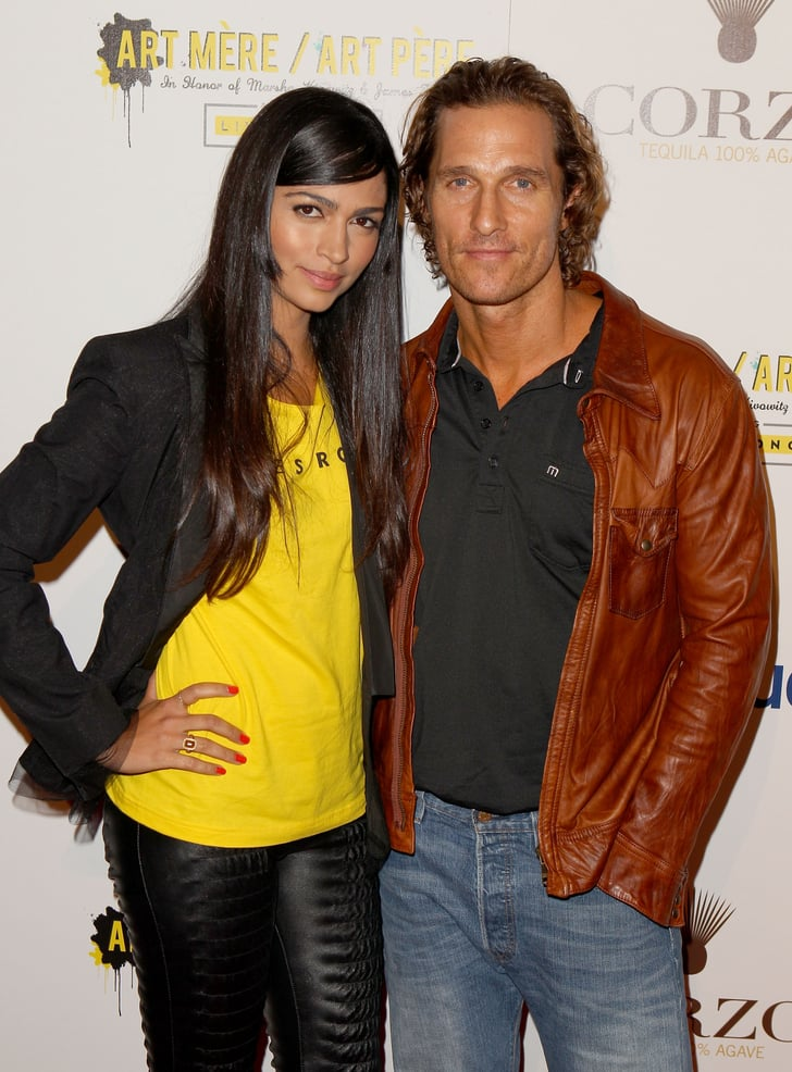 who is matthew mcconaughy dating Matthew mcconaughey tied the knot with longtime girlfriend camila alves at an intimate ceremony in texas.