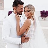 Anna Heinrich Steven Khalil Wedding Dress Pictures