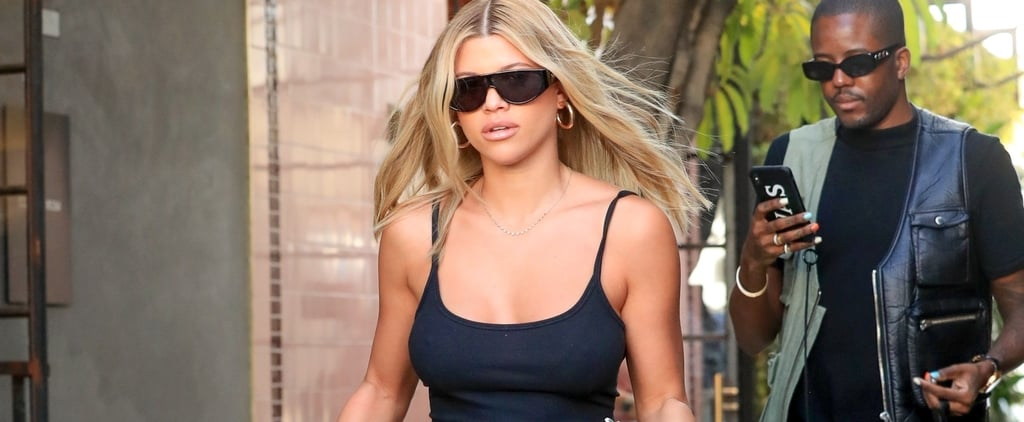 Sofia Richie Shows Us the New Way to Wear a Sexy LBD