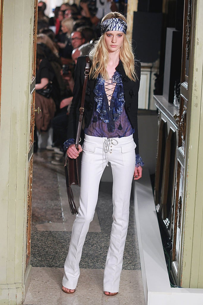 Spring 2011 Milan Fashion Week: Emilio Pucci