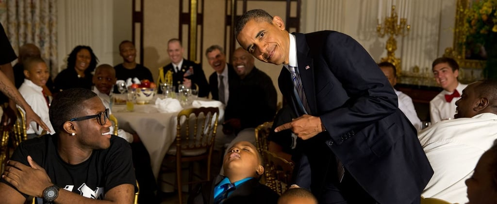 10 Times Obama Proved He's the Funniest President Ever