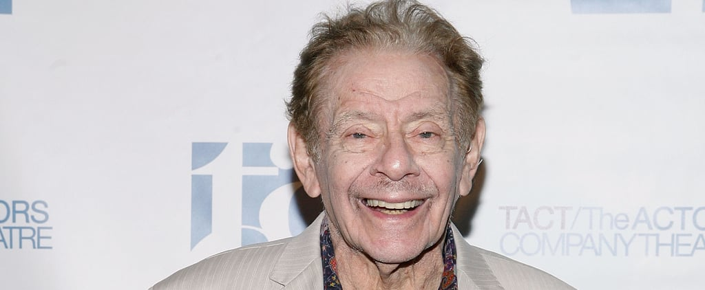 Jerry Stiller Has Died at Age 92
