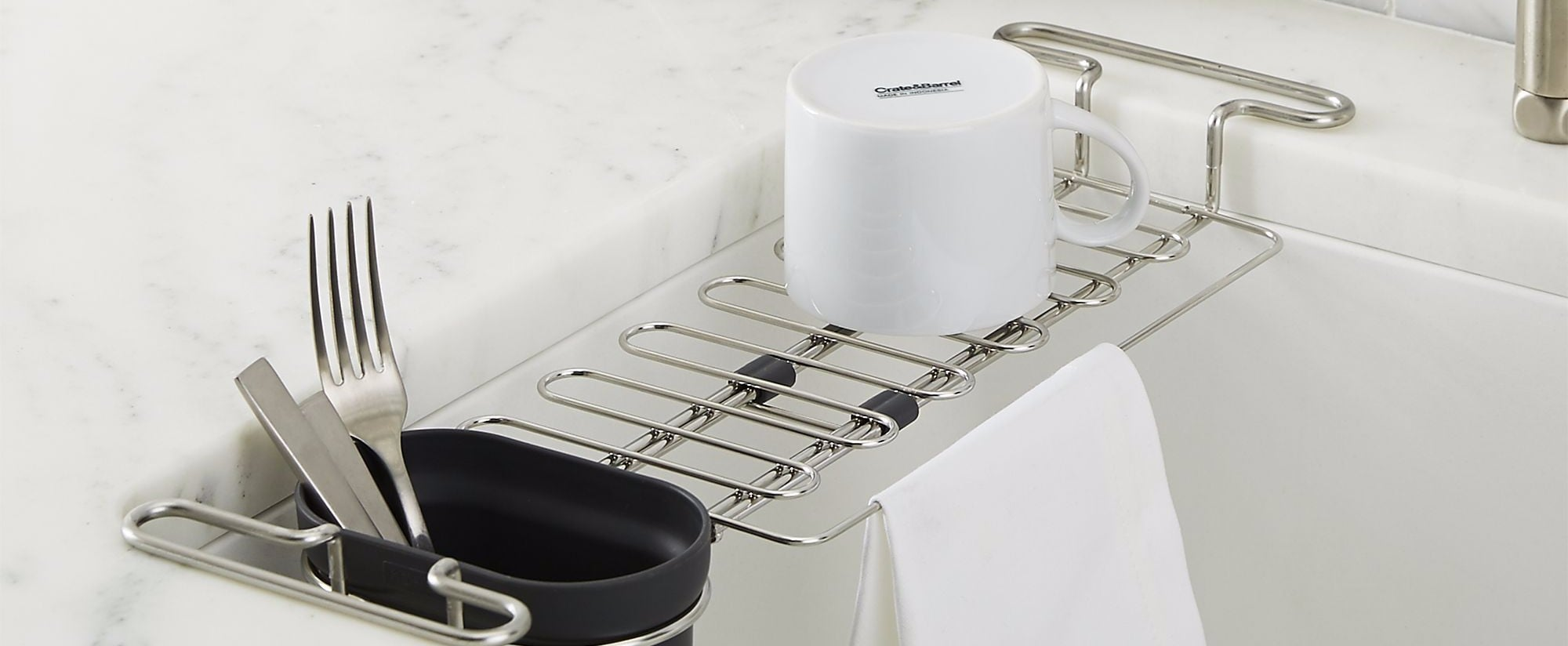 15 Genius Kitchen Sink Organization Accessories You Need ASAP