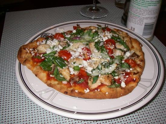 Reader Recipe: Simple Naan Pizza