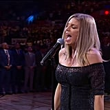 "Fergie Singing ""The Star-Spangled Banner"""