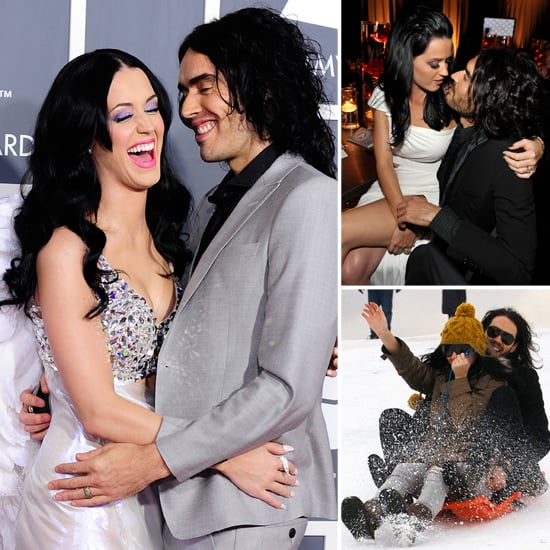 Katy Perry and Russell Brand: The Way They Were
