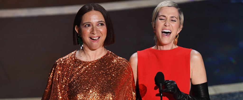 Kristen Wiig and Maya Rudolph Present at the Oscars | Video