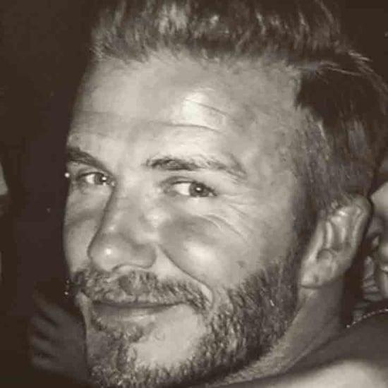 David Beckham's Birthday Message For Victoria