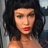 Joan Smalls Without Red Filter
