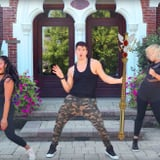 The Fitness Marshall Yas Queen Dance Cardio Video