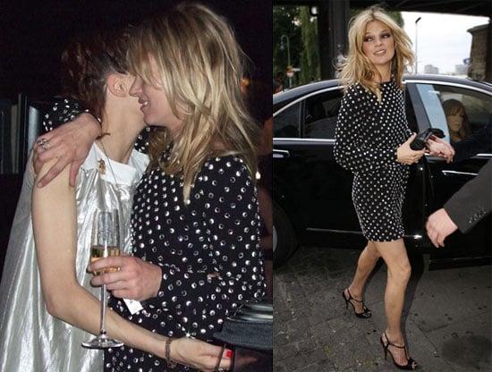 Photos of Drunk Kate Moss in Berlin