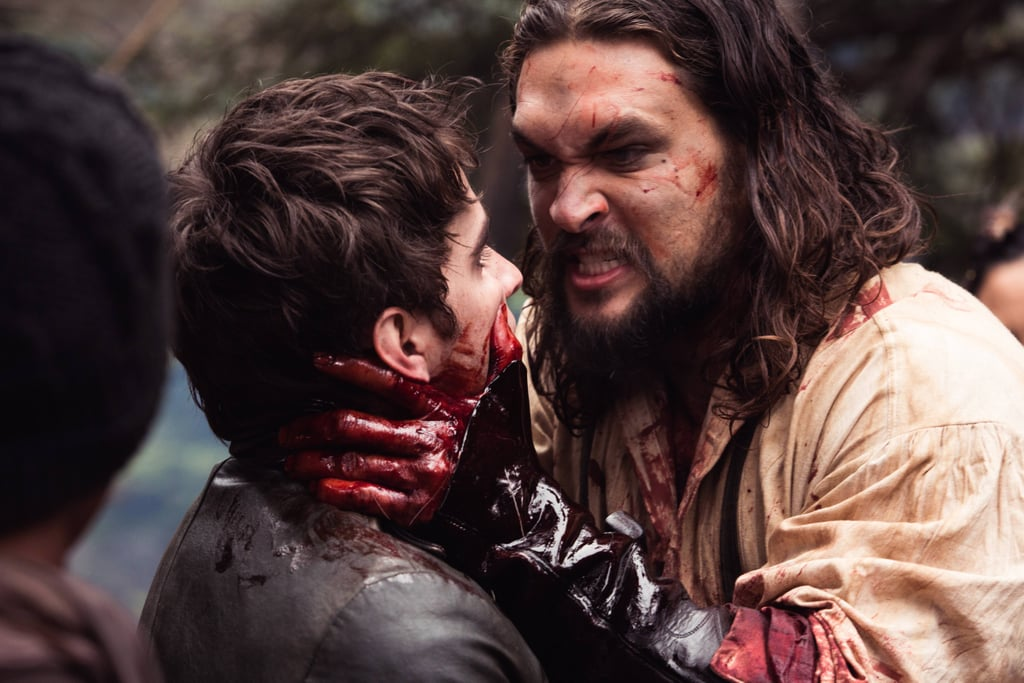 Everything You Need to Know About Jason Momoa's Netflix Show, Frontier