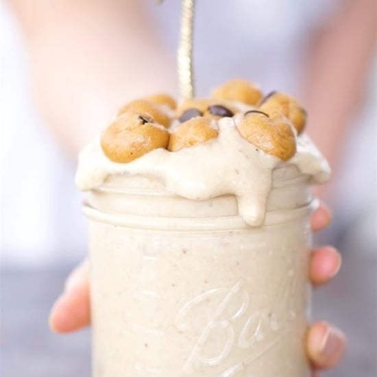 Healthy, Dairy-Free DQ Cookie Dough Blizzard Recipe