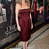 Michelle Pfeiffer was lovely in Lanvin at the Dark Shadows premiere.