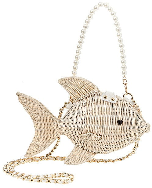 You'll want to pair the Betsey Johnson Kitsch Gone Fishin Crossbody ($98) with all your breezy sundresses.