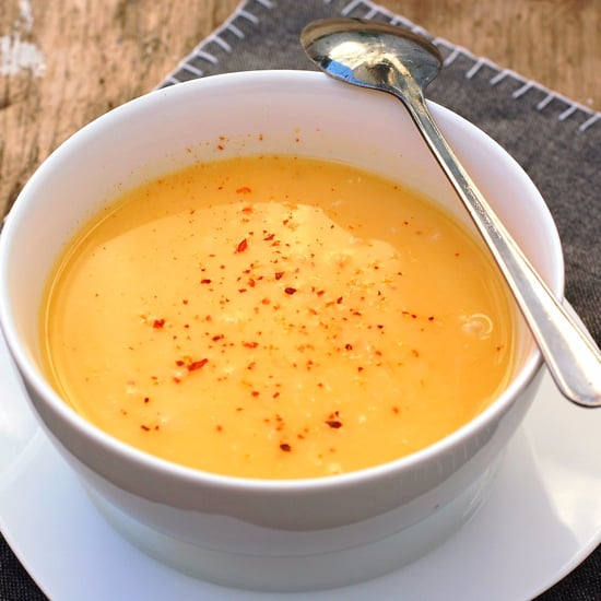 Atkins Recipes: Low Carb Coconut Curried Pumpkin Soup