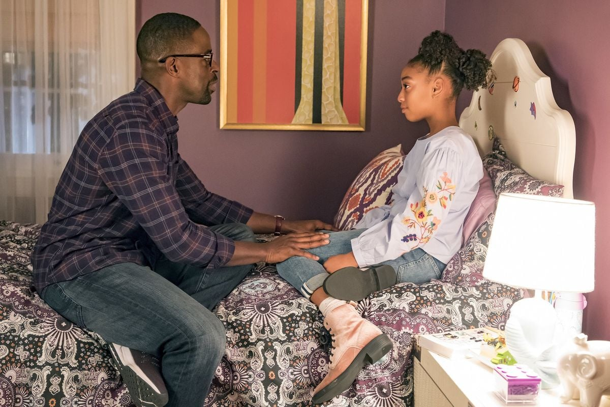 "Eris Baker's ""Shocking"" Quote About the This Is Us Finale Will Make You Second-Guess Everything"
