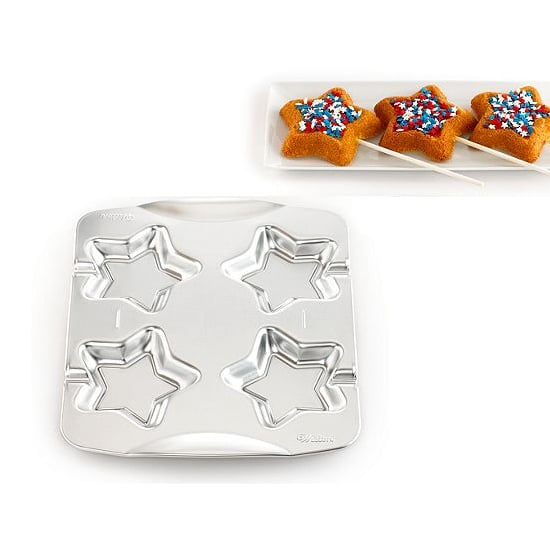 Cookie Star Pop Pan
