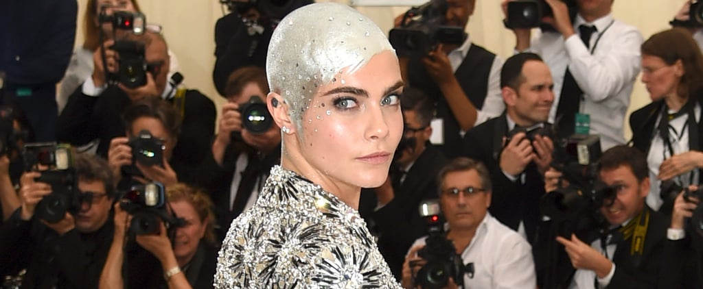 Confirmation: Cara Delevingne Really Did Shave Her Head