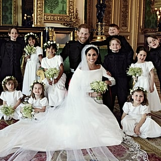 Why Didn't One Bridesmaid Have a Bouquet at Royal Wedding?