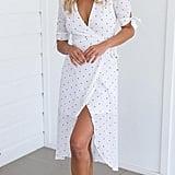 Sunward Wrap Dress