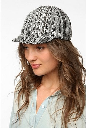 This printed baseball cap will look just as great with jeans and a tee as it would with a pretty LWD. Urban Outfitters Printed Baseball Hat ($24)