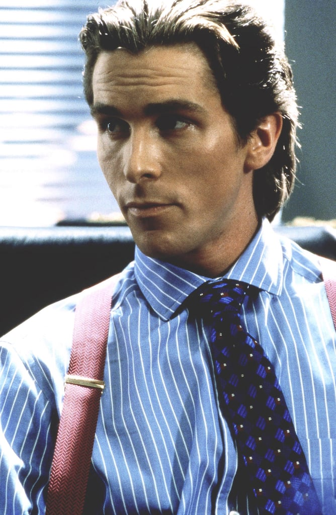 American Psycho 2000 Christian Bale Movie Pictures Popsugar