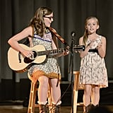 Lennon was not originally considered for Nashville, and Maisy auditioned alone.