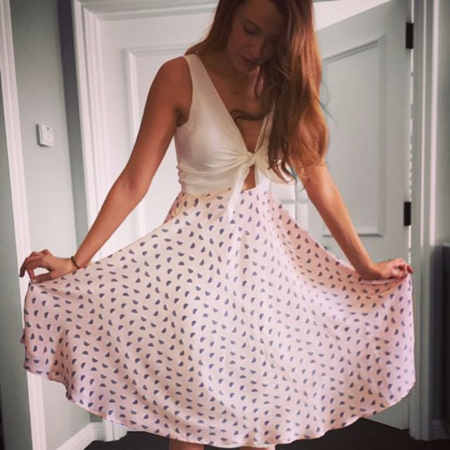 Blake Lively Is Now a Full Blown Fashion Designer