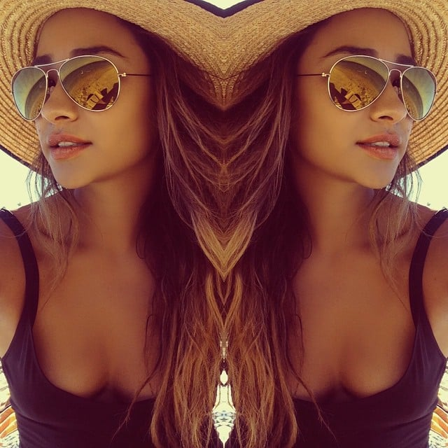 Shay Mitchell Most Stylish Instagram Pictures