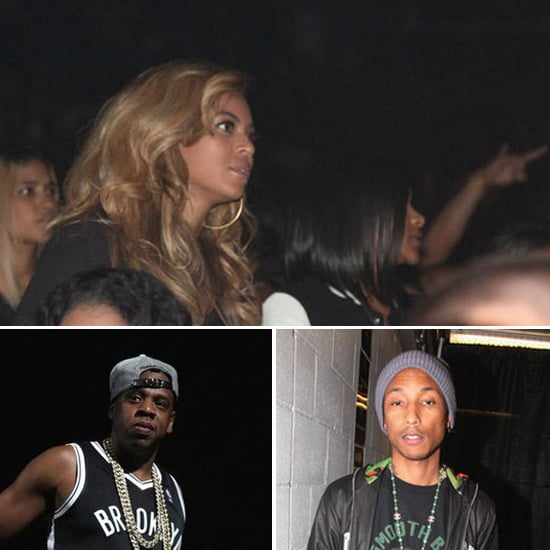 Beyoncé And Jay-Z Party In Brooklyn, New York Together