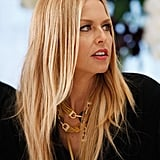 Rachel Zoe did a run-through of her show.