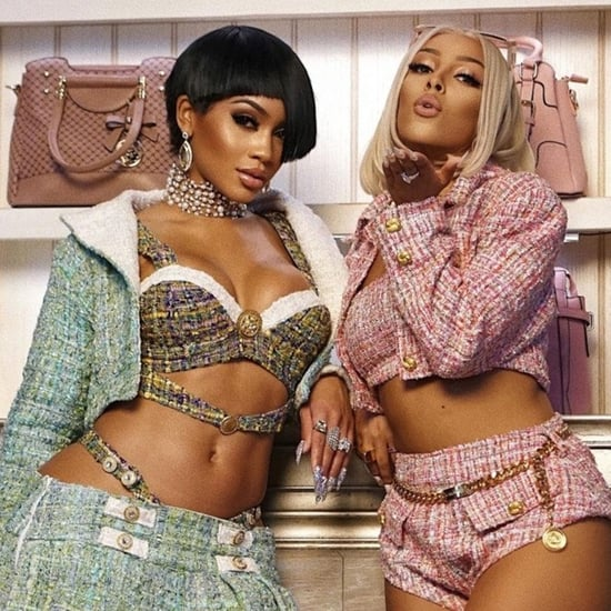 See Saweetie and Doja Cat's Best Friend Music Video Outfits
