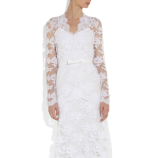 5 Gorgeous Lace Wedding Dresses