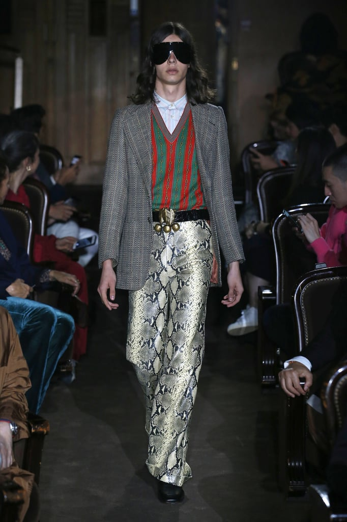 Gucci Look: This '70s Suit
