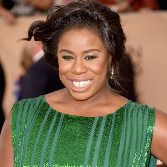 Uzo Aduba's Makeup at SAG Awards 2016