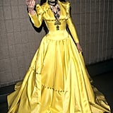 Sort of like a ray of sunshine at the VH1 Fashion Awards in 1998.