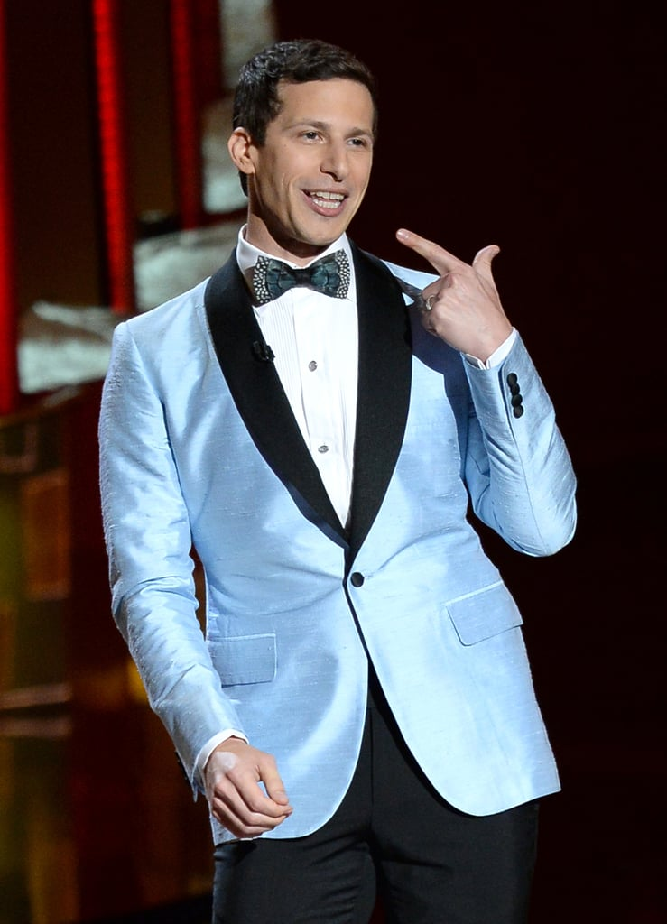 Andy Samberg's Best Quotes From the Emmy Awards