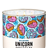 Bath and Body Works Unicorn Sprinkles 3-Wick Candle