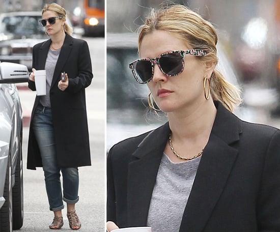 Drew Barrymore Springs Up in Floral Sunglasses: 4 Sassy and 4 Subtle Alternatives
