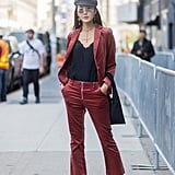 Trade in Your Long Trousers For a Cropped Version