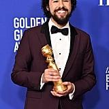 رامي يوسف يفوز بجائزة غولدن غلوب 2020