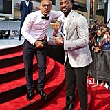 Bow Wow met up with Dwyane Wade.