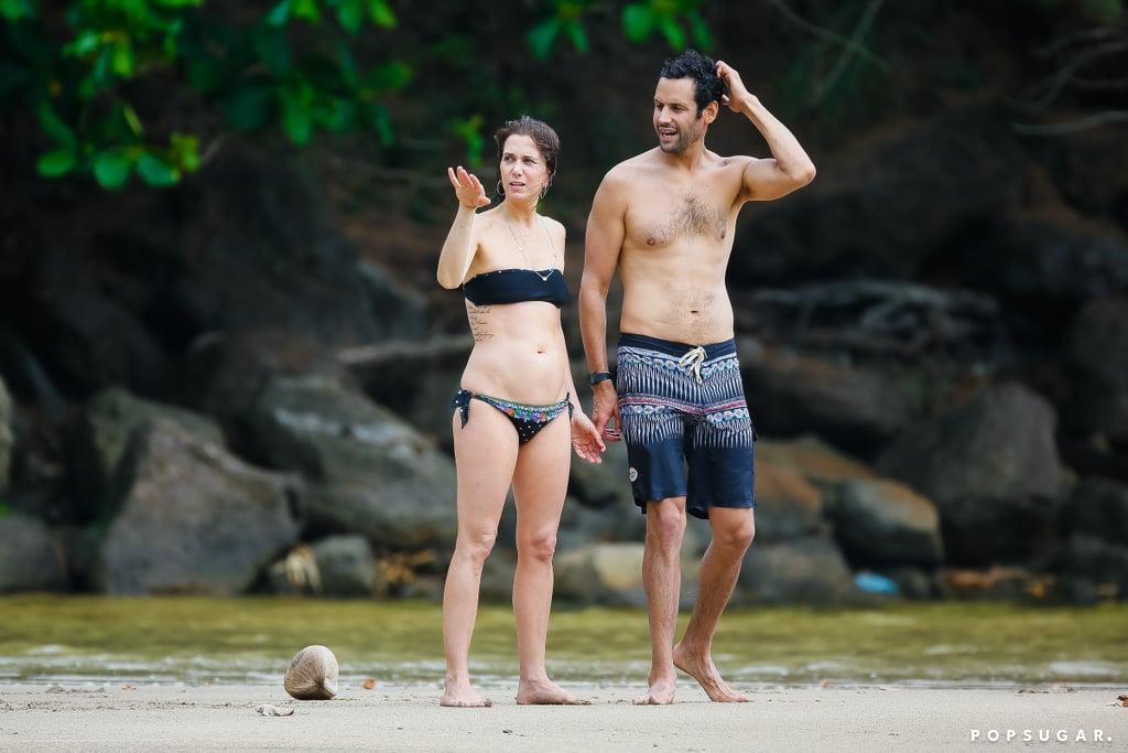 Kristen Wiig Bikini Pictures In Hawaii May 2016 Popsugar