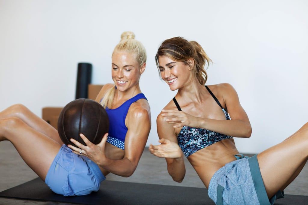 10 Thoughts You Have While Doing an F45 Class