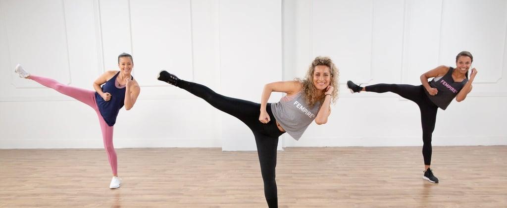 POPSUGAR Fitness Instagram Live Workouts, Week of 8/2