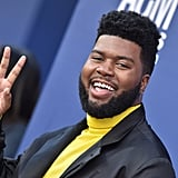 Pictured: Khalid