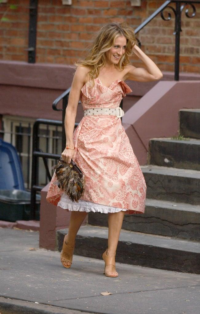 A Fancy Dress in the Daytime? Do It