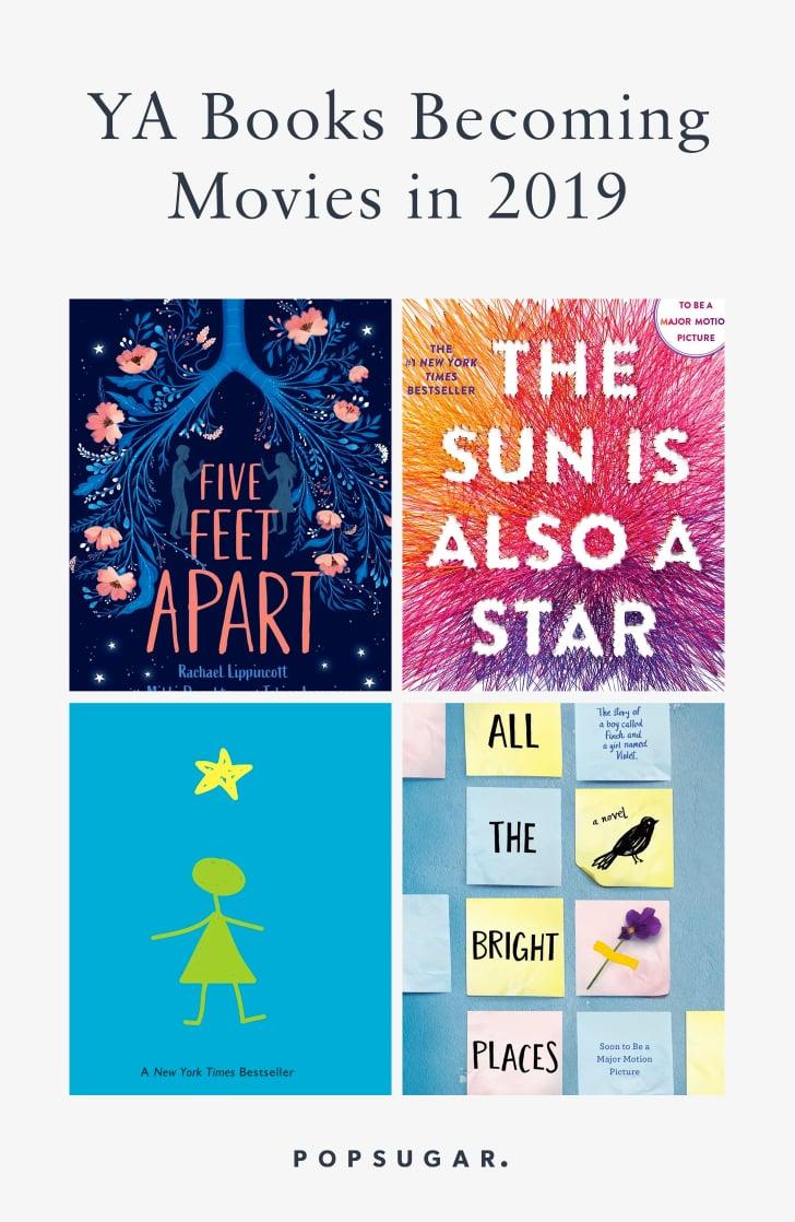 YA Books Becoming Movies in 2019   POPSUGAR Entertainment